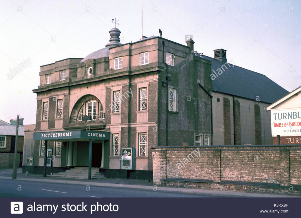 PICTUREDROME CINEMA, SLEAFORD